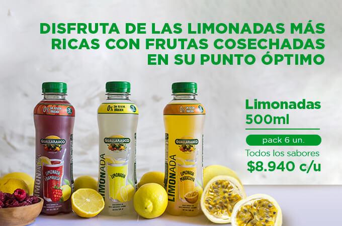 g<limonadas guallarauco
