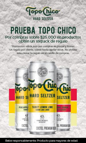 Prueba Topo Chico