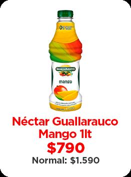 Néctar Guallarauco Mango