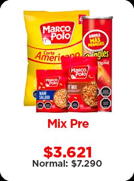Mix Pre