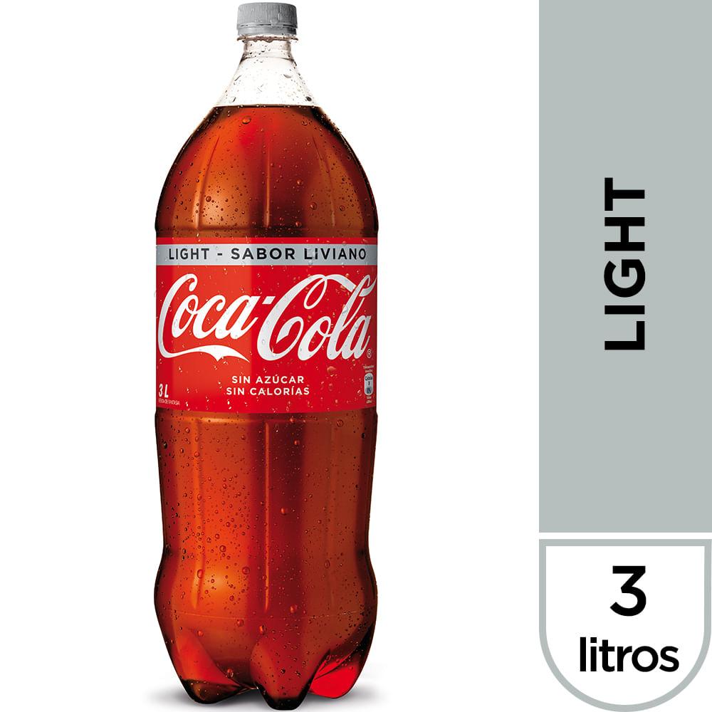 Coca cola de dieta